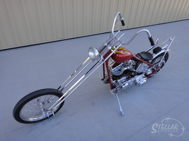 1952 Harley-Davidson FL Pan Head Full Custom 9a_80010