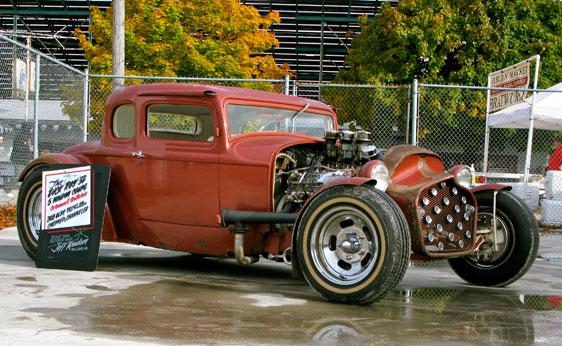 1932 Ford show rod survivor - Mr Roy Af11_r10