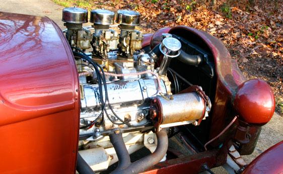 1932 Ford show rod survivor - Mr Roy Af11_r11