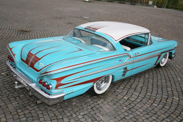 Chevy 1958 custom & mild custom Arl20010