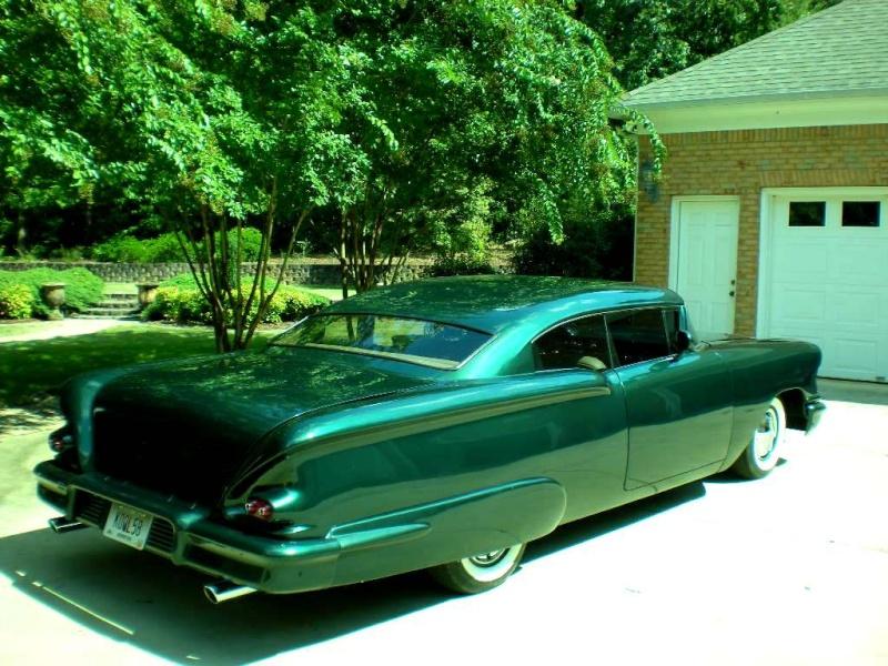 Chevy 1958 custom & mild custom Ba00210