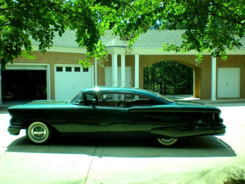 Chevy 1958 custom & mild custom Ba16010