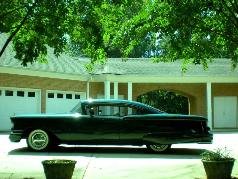 Chevy 1958 custom & mild custom Ba16110