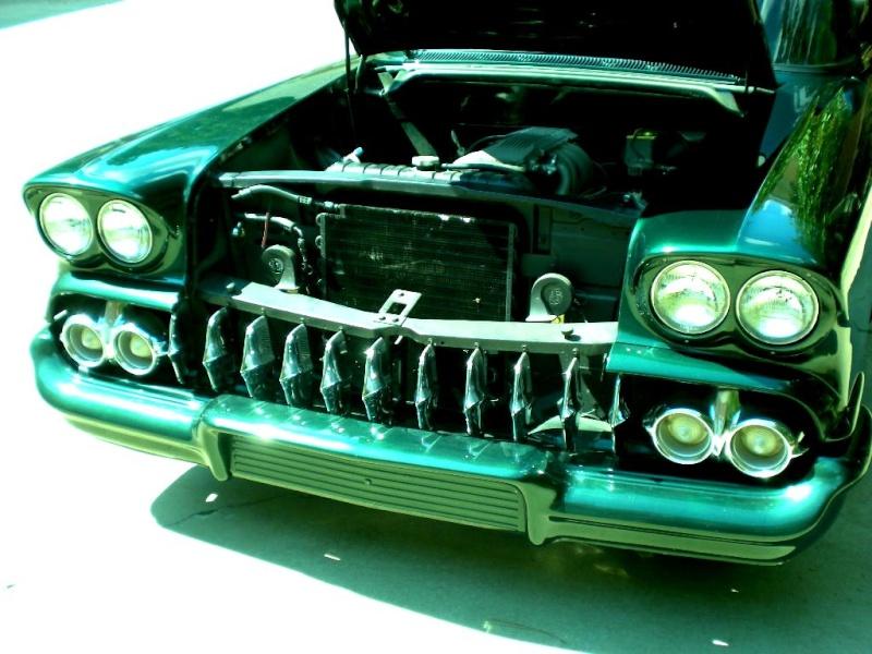 Chevy 1958 custom & mild custom Ba22110