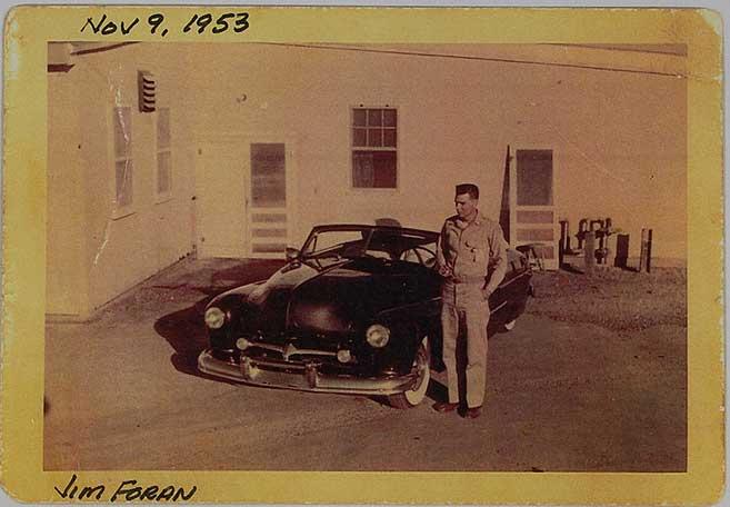 custom cars in the street ( 1950's & 1960's) Billwo11