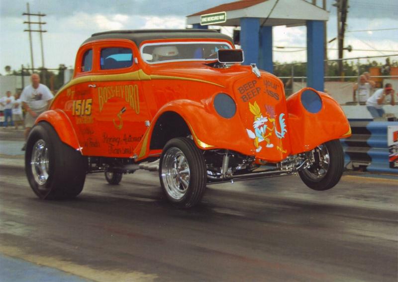 1933 - 1936 Willys gasser Bosshy10