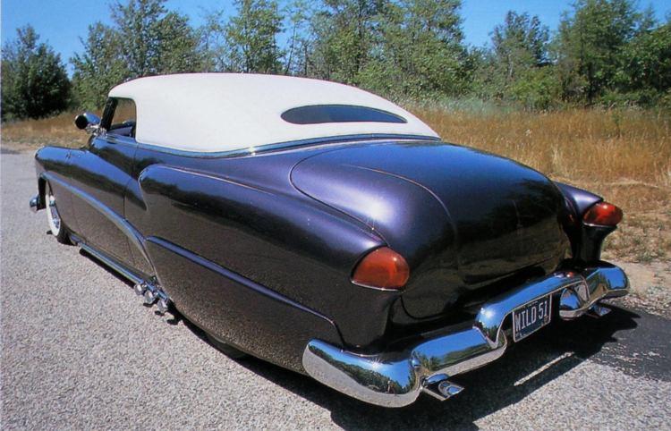 Buick 1950 -  1954 custom and mild custom galerie Buick011