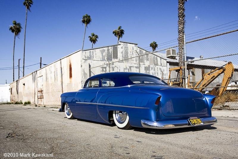 Chevy 1953 - 1954 custom & mild custom galerie - Page 2 Car-110
