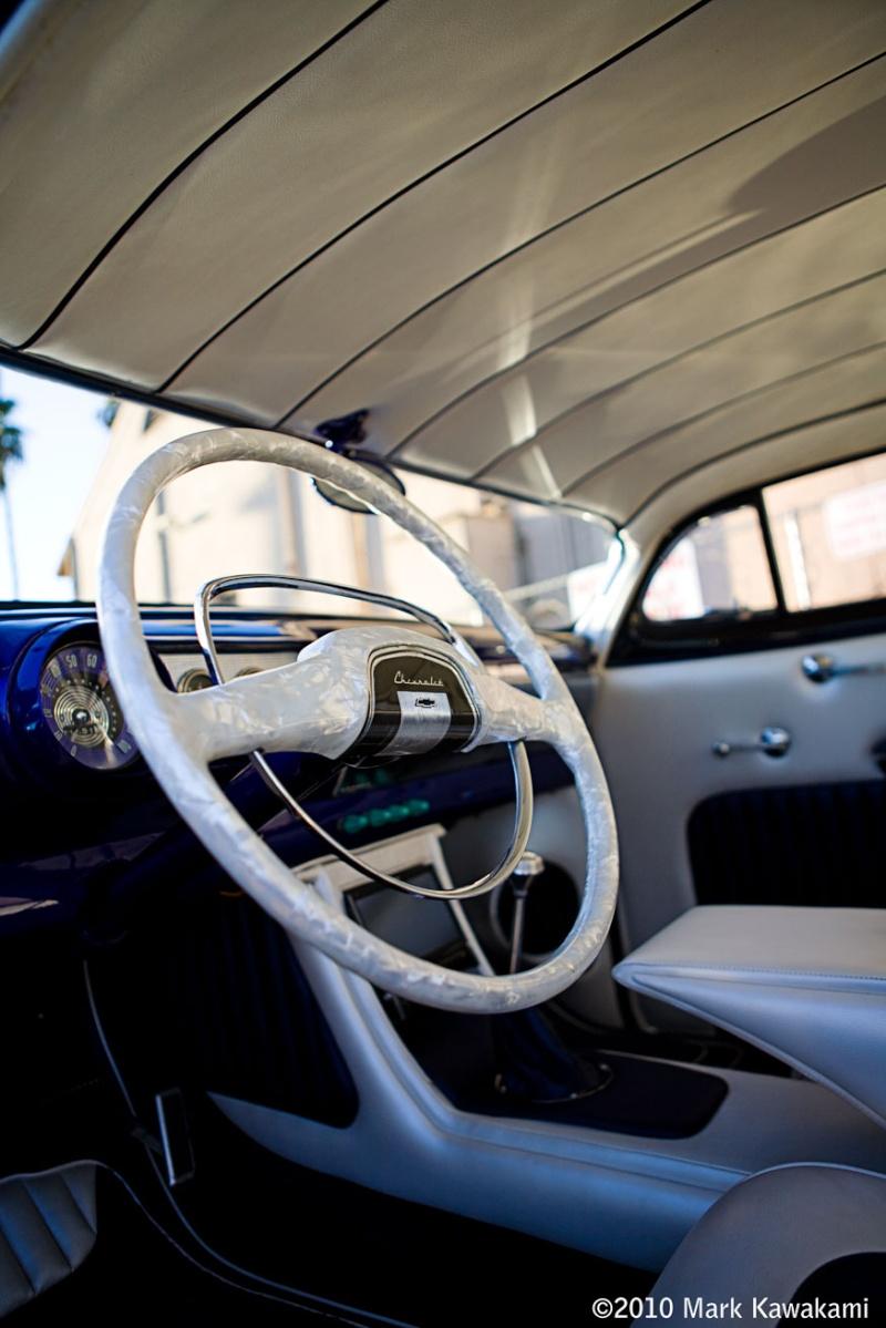 Chevy 1953 - 1954 custom & mild custom galerie - Page 2 Car-1410