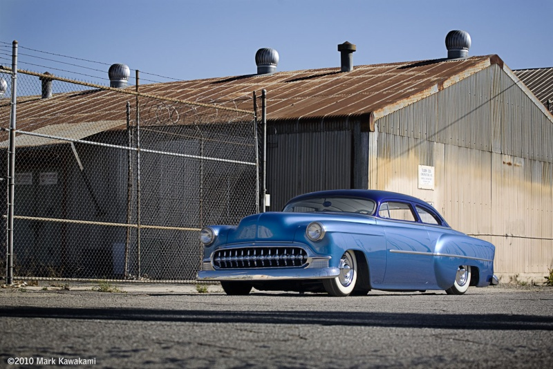 Chevy 1953 - 1954 custom & mild custom galerie - Page 2 Car-810