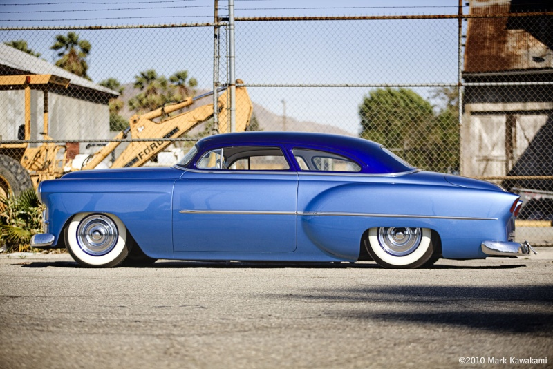 Chevy 1953 - 1954 custom & mild custom galerie - Page 2 Car-910