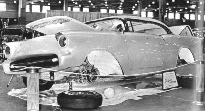 Chevy 1957 custom & mild custom Chevy10