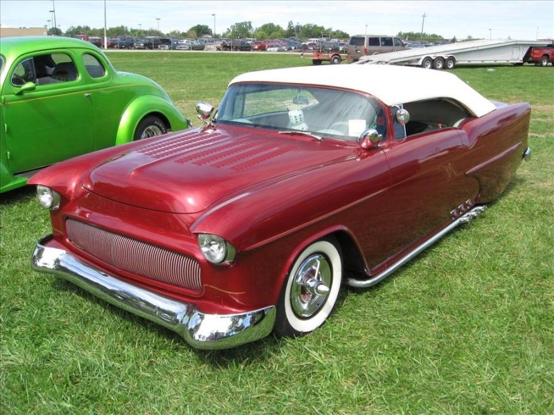 Chevy 1955 custom & mild custom Chevy510
