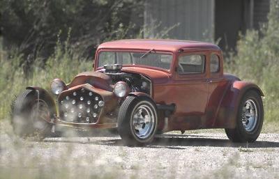 1932 Ford show rod survivor - Mr Roy Coupe_10