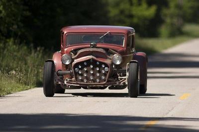 1932 Ford show rod survivor - Mr Roy Coupe_11