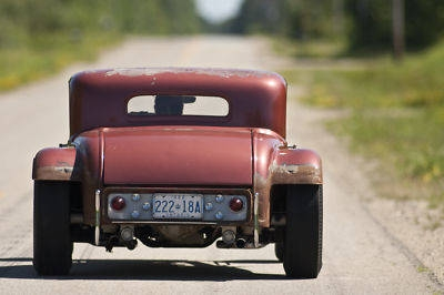 1932 Ford show rod survivor - Mr Roy Coupe_12