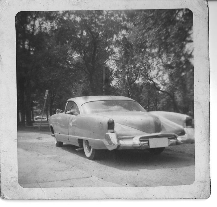 custom cars in the street ( 1950's & 1960's) Custom10