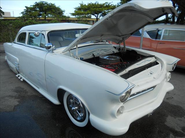 Ford 1952 - 1954 custom & mild custom D5753310