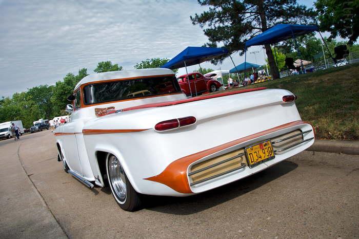 Chevy pick up  1955 - 1959 custom & mild custom Db_20112