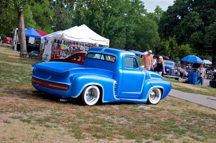 Ford Pick Up 1953 - 1956 custom & mild custom Db_20123