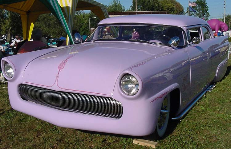 Ford 1955 - 1956 custom & mild custom Dean2310