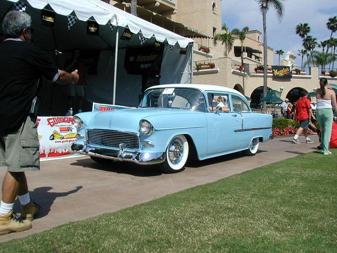 Chevy 1955 custom & mild custom Del20m10