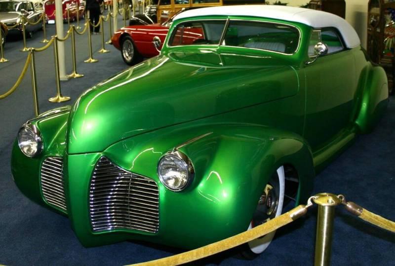 Rick Dore - Custom car creator Dore10
