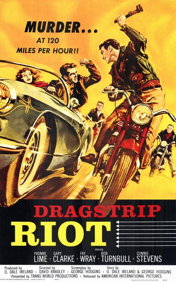 DRAGSTRIP RIOT - David Bradley - 1958 Dragst11