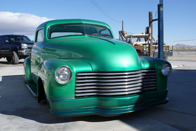 Chevy Pick up 1947 - 1954 custom & mild custom Dsc00811
