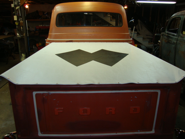 Ford Pick Up 1953 - 1956 custom & mild custom Dsc01010