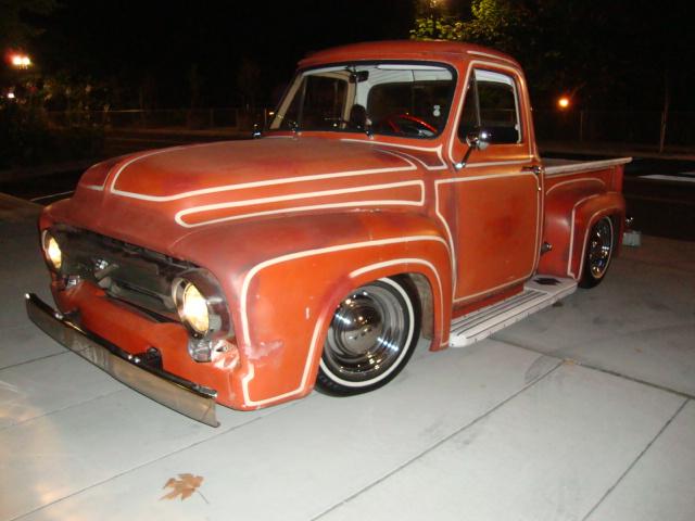 Ford Pick Up 1953 - 1956 custom & mild custom Dsc01311