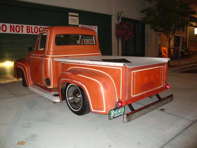 Ford Pick Up 1953 - 1956 custom & mild custom Dsc01312