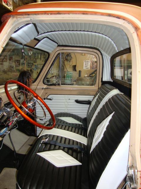 Ford Pick Up 1953 - 1956 custom & mild custom Dsc01314