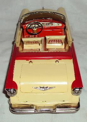us car -  tôle - Tin Toys -  1950's & 1960's Dsc06415