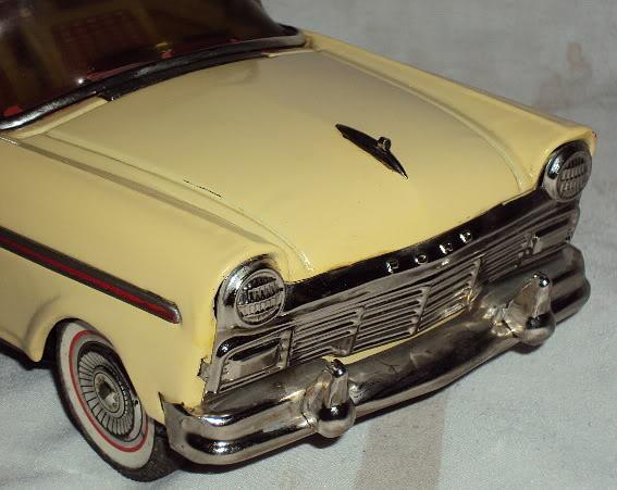 us car -  tôle - Tin Toys -  1950's & 1960's Dsc06419