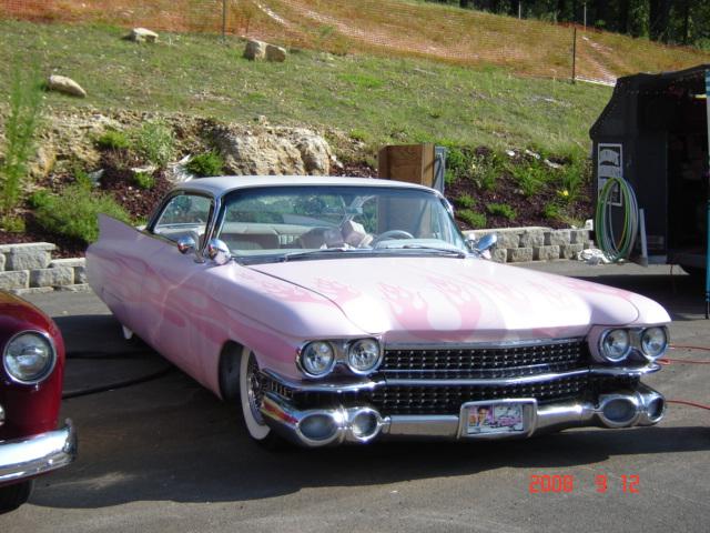 Cadillac 1959 - 1960 custom & mild custom Dsc08710