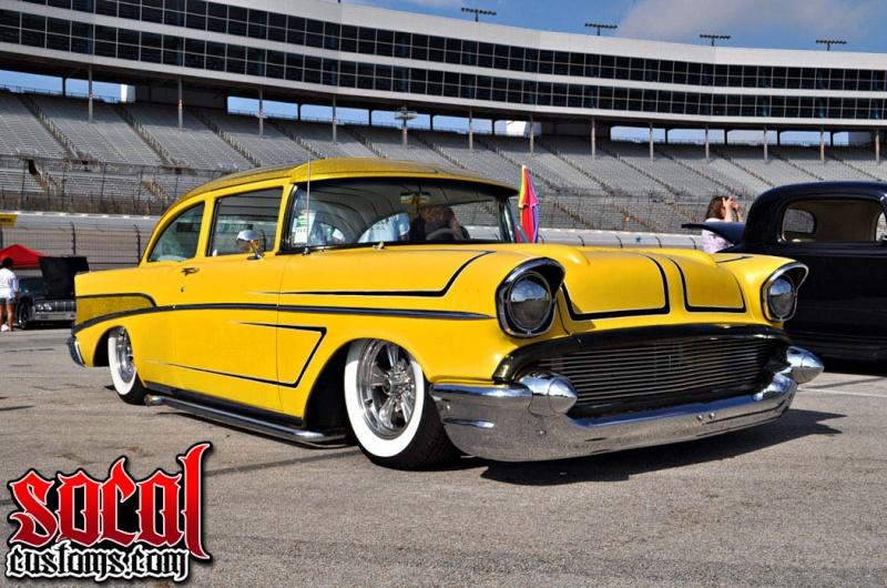 Chevy 1957 custom & mild custom Dsc_3410