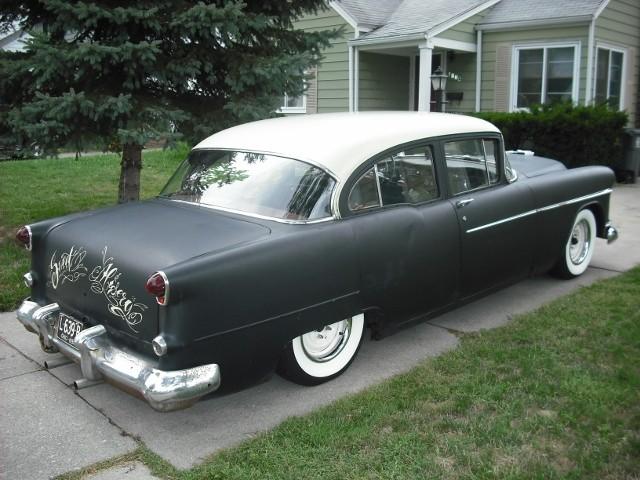 Oldsmobile 1948 - 1954 custom & mild custom - Page 2 Dscf0610