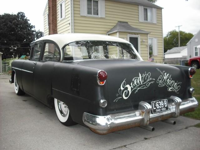 Oldsmobile 1948 - 1954 custom & mild custom - Page 2 Dscf0611