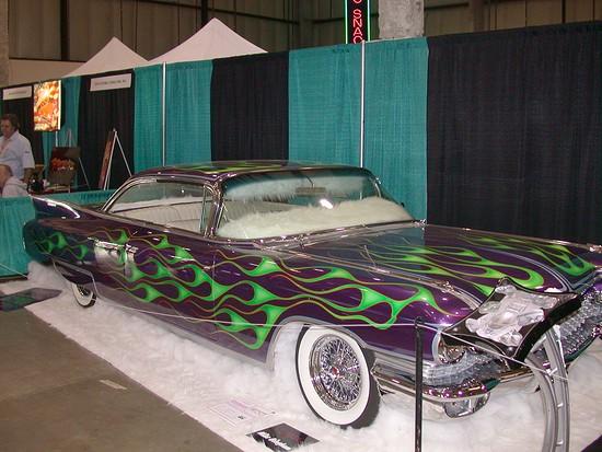 Cadillac 1959 - 1960 custom & mild custom Dscn1110