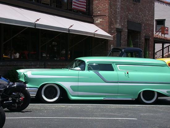 Chevy 1957 custom & mild custom Dscn1310