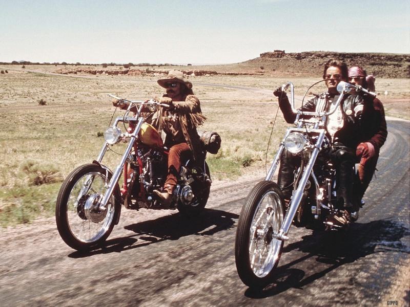 Easy Rider - Dennis Hopper - 1969 Easy-r10