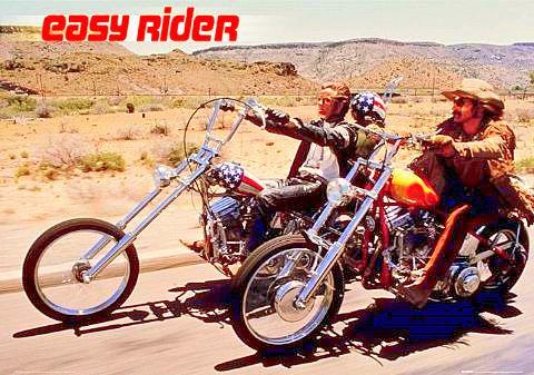 Easy Rider - Dennis Hopper - 1969 Easy-r11