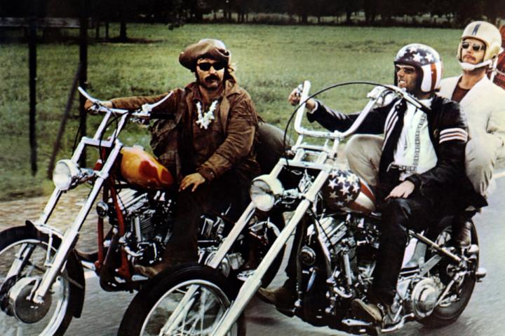 Easy Rider - Dennis Hopper - 1969 Easy-r12