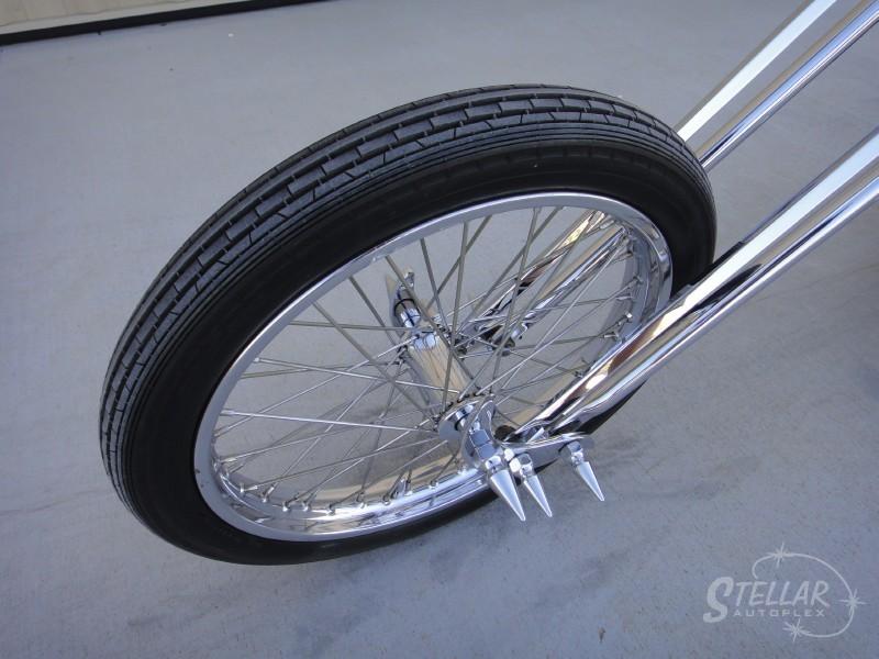 1952 Harley-Davidson FL Pan Head Full Custom Ew_80010