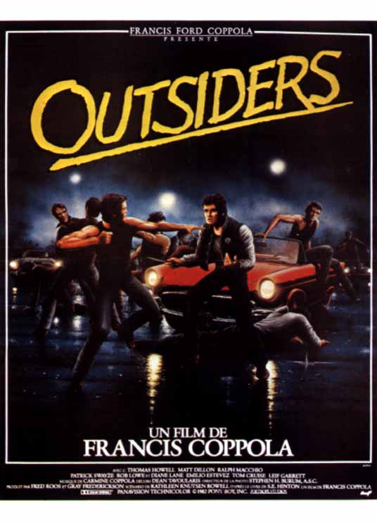 The Outsiders - Francis Ford Coppola - 1983  F5ac2110