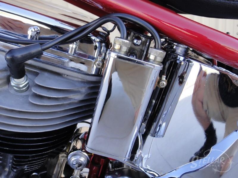 1952 Harley-Davidson FL Pan Head Full Custom Fa_80010