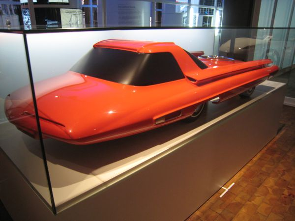 Ford Nucleon - concept car 1958 Ford-n12