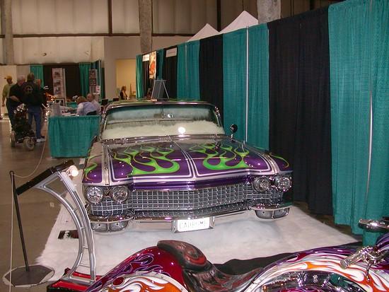 Cadillac 1959 - 1960 custom & mild custom G955-v10