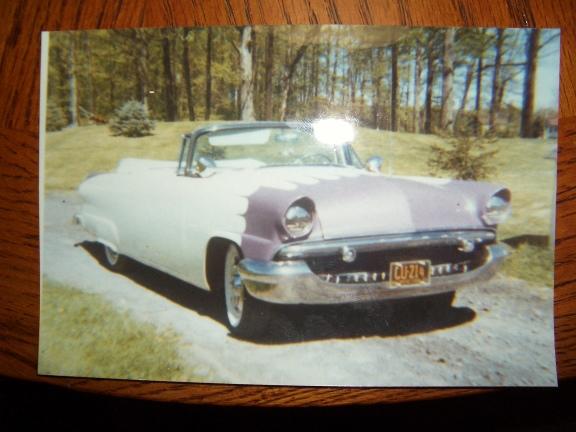 custom cars in the street ( 1950's & 1960's) Gerard10